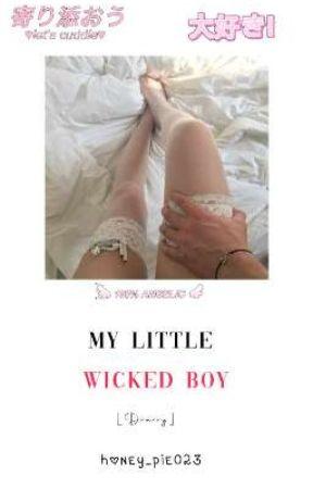 My little Wicked Boy [Short-fic Drarry] by honey_pie023