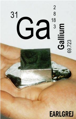 Gallium (mlm) by earlgrej