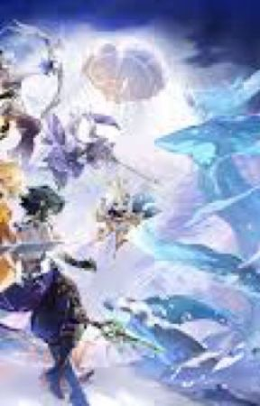 The Dragon Brawler (Male Dragon Reader x Genshin Impact) by KarmaFury