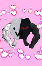 My Despair Bear (BuffBall MonokumaxReader) by hopeyes1