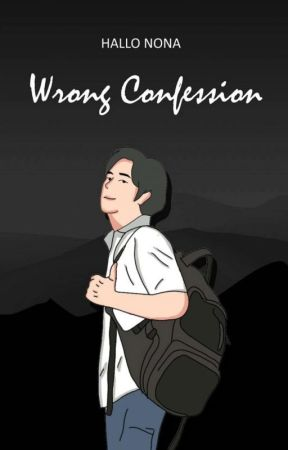 Wrong Confession by hallonona