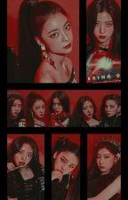 I'm The Mafia    ITZY 6th Member by psouth-127-xo