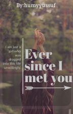 Ever Since I Met You by humyyussuf