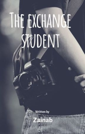 The exchange student  by Zainab530543