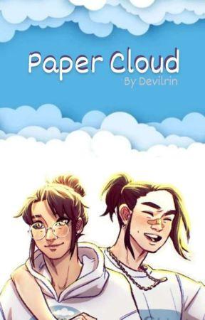 Nubes de Papel by Kto_Andrea
