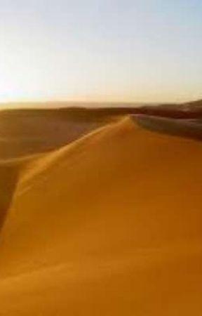 La progéniture du désert  by moondreams0