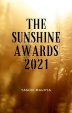 The Sunshine Awards 2021 by Yashvi_Maurya_