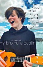My Brothers Bestfriend (Tubbo x Fem! Reader) by bindedfate