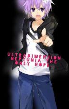 Hyperdimension neptunia the only hope. by nosaka2002