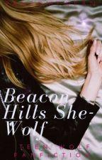 Beacon Hills She-Wolf by Randomtwfan