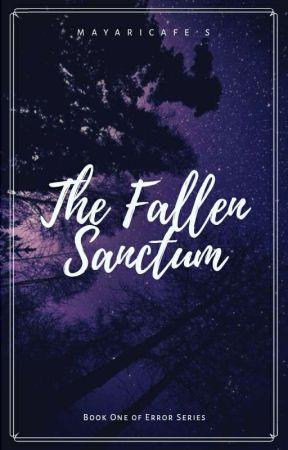 The Fallen Sanctum by mayaricafe