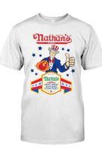 Nathans Hot Dog Eating Contest 4th Of July by TsivoTsivo