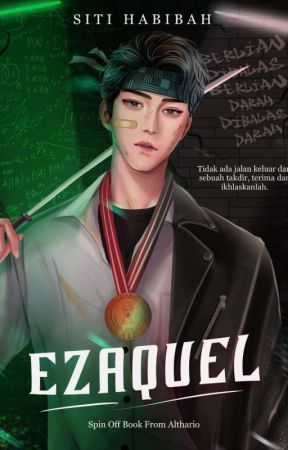 EZAQUEL (ON GOING) by Sihhaaa04