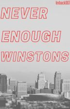 Never Enough Winstons |The Outsiders| by imback007