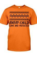 Every Child Matters T-Shirt by TsivoTsivo