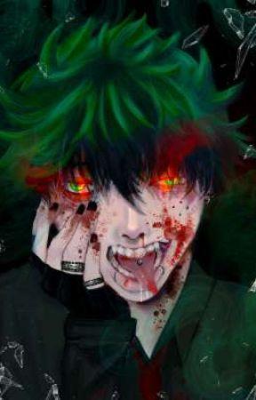 izuku midoriya's true horror by Libertyliberator