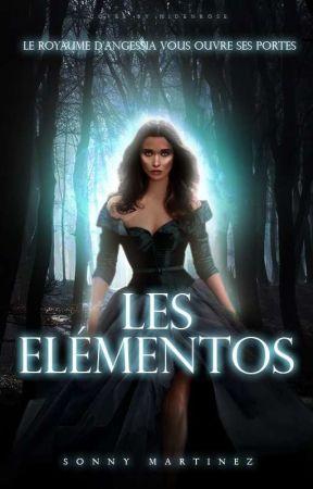 Les Elémentos by ItsLey-
