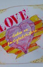 Endnu en kærlighedshistorrie by dottiebrown77