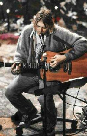 Kurt Cobain  by miss_slunk