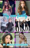 My new family (R5 fanfic sequel to adopted by R5) cover