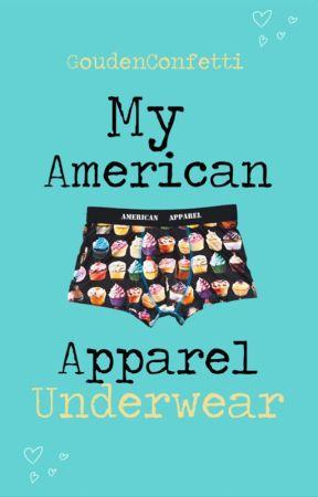 Roberts #1: My American Apparel Underwear #netties2016#netties2016 by GoudenConfetti