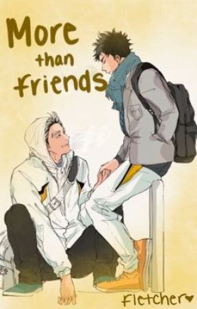 More than Friends | Bokuaka by REDRIOT-