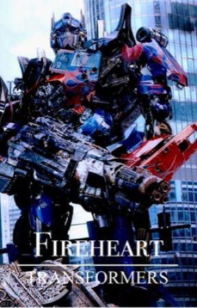 Fireheart || TRANSFORMERS by -Interstellarflare-