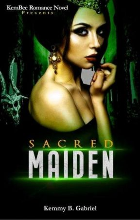 Sacred Maiden by Kem-Bee