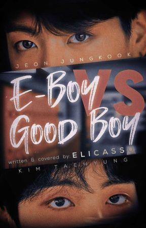 E-Boy VS Good Boy | VKOOK by elicasso