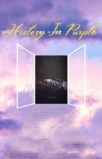 History In Purple | BTS  by Boraberry_wp