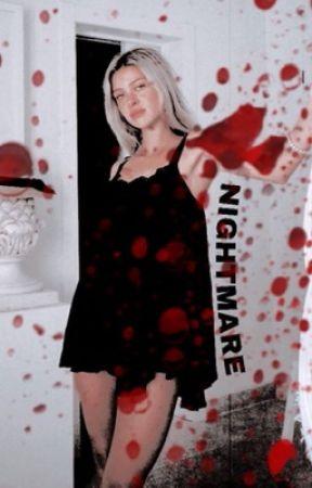nightmare | fear street, kate schmidt by slutforcherryfanta