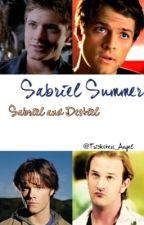Sabriel Summer by tricksters_angel