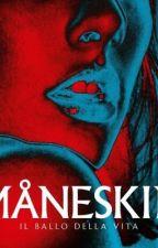 Marlena the story behind the muse of måneskin  by purplecinnamonroll28