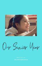 Our Senior Year |  LOONA'S Heejin X Male Reader (Proofreading In Progress) by zel_kun