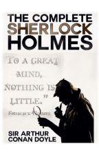 Sherlock Holmes 〘by Arthur Conan Doyle〙 by 412Pi4