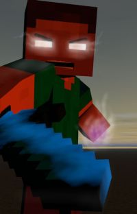 Herobrine x Reader: The Lover with Fire in His Eyes cover