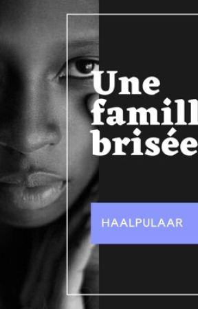 Une famille brisée  by haalpulaar