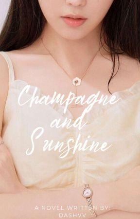 Champagne and Sunshine by dashVv