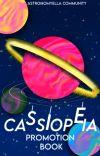 CASSIOPEIA PROMO BOOK cover