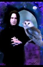 Professor Snape's Maledictus II by CandyTh3D0g