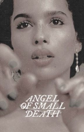 ANGEL OF SMALL DEATH, natasha romanoff by silvcrsouls