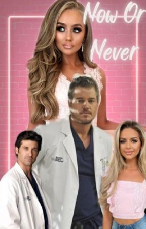 Now or Never  ➼ Mark Sloan by _X_Sammii_X_