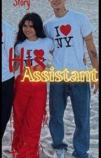 The Assistant ~ Jaden Hossler by xxxbbyxx