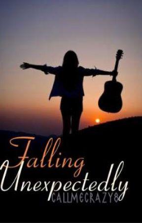 Falling Unexpectedly  by callmeCRAZY8