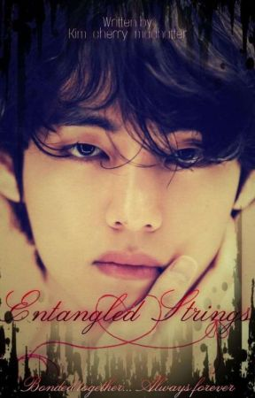 Our Entangled Red Strings  by kim_cherry_madhatter