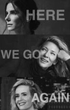 Here We Go Again (Sandra, Cate and Sarah x Woman) by Rue_06103