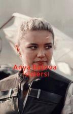 Anya Belova (sisters) - Black Widow by ultronkink