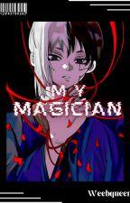 My Magician (Gen Asagiri X Fem Reader) by 123QueenLol