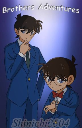 Brother Adventures by Shinichi2504