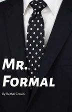 Mr. Formal by BethelCrown